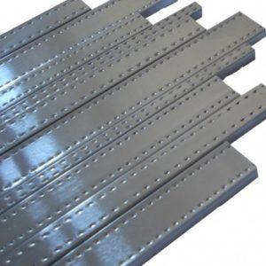 Profile aluminowe butylowane