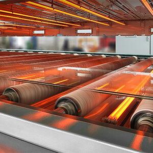 Produkcja szkła laminowanego